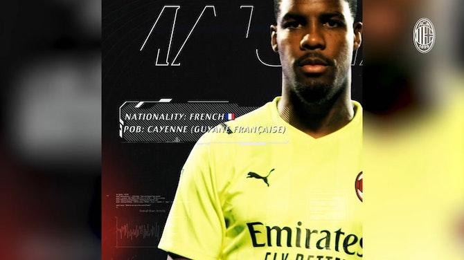 Anteprima immagine per Il Milan annuncia ufficialmente Maignan