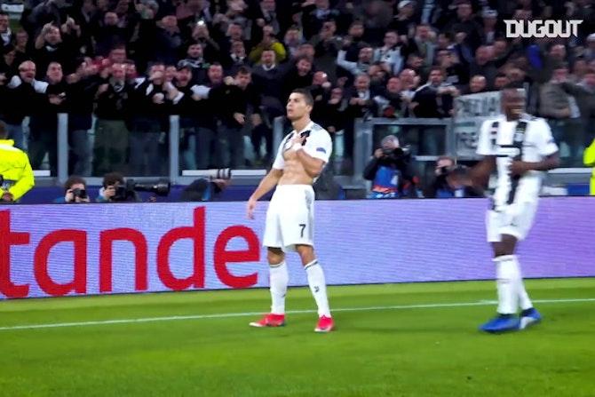 Gols icônicos de Cristiano Ronaldo no Campeonato Italiano