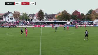 Vorschaubild für Ulm gewinnt erneute zu Null!   Bahlinger SC vs. SSV Ulm 1846   Regionalliga Südwest