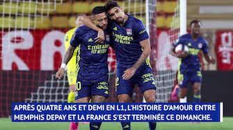 Image d'aperçu pour 38e j. - Memphis Depay : quel bilan en Ligue 1 ?