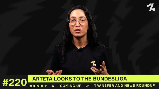 Arteta wants Bundesliga striker for his attack!