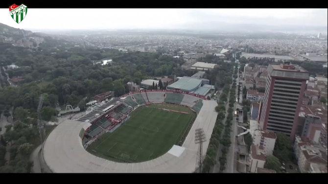 Bursa - A Football City