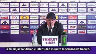 "Imagen de vista previa para  Iachini: ""La velocidad de Callejón nos beneficiará este final de temporada"""