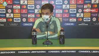 Imagem de visualização para Raphael Veiga analisa empate entre Palmeiras e Atlético-MG no Allianz