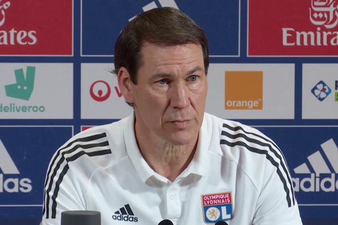 Lyon - Objectif Ligue des champions, Monaco, Caqueret, Paqueta... L'essentiel de la conf' de Garcia