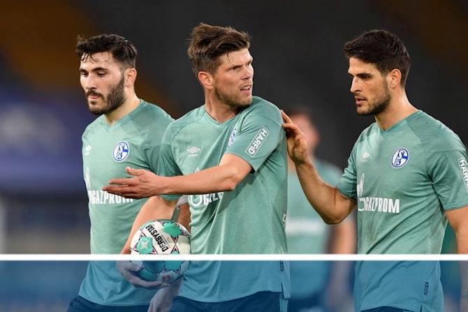FC Schalke 04 ist abgestiegen