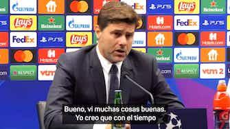 "Imagen de vista previa para Pochettino: ""Mbappé ha tenido problemas en los dos tobillos"""
