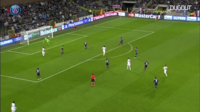Le but somptueux d'Ibrahimovic contre Anderlecht