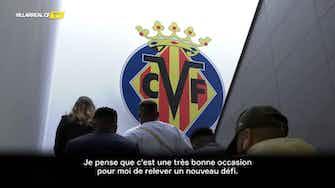 Image d'aperçu pour La première interview d'Aurier avec Villarreal