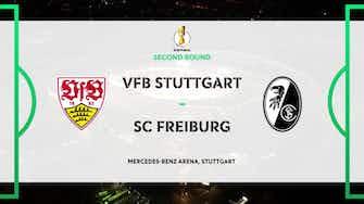 Image d'aperçu pour DFB Pokal Highlights: VfB Stuttgart 1-0 Freiburg