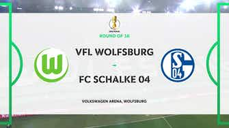 Image d'aperçu pour DFB Pokal Highlights: Wolfsburg 1-0 Schalke