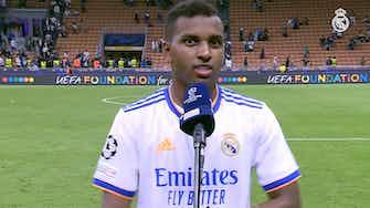 Imagen de vista previa para Rodrygo: 'Me encanta marcar goles en la Champions'