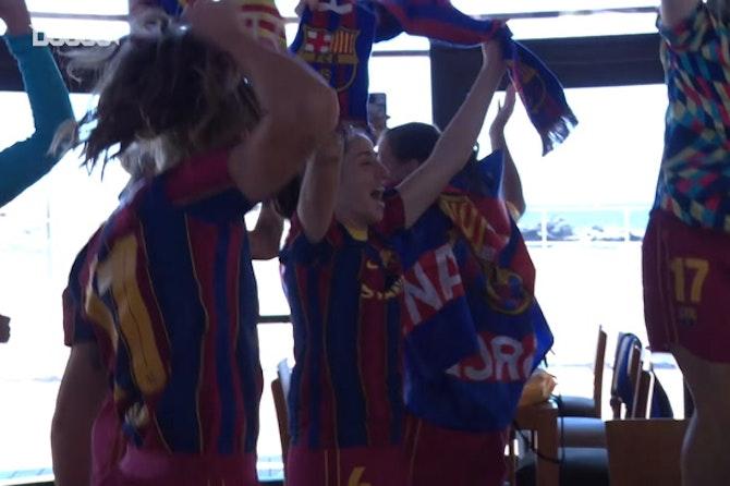 Barça Women Become Liga Iberdrola Champions