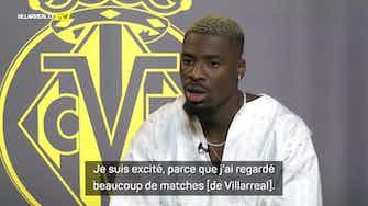 """Image d'aperçu pour Villarreal - Aurier : """"Un nouveau défi"""""""