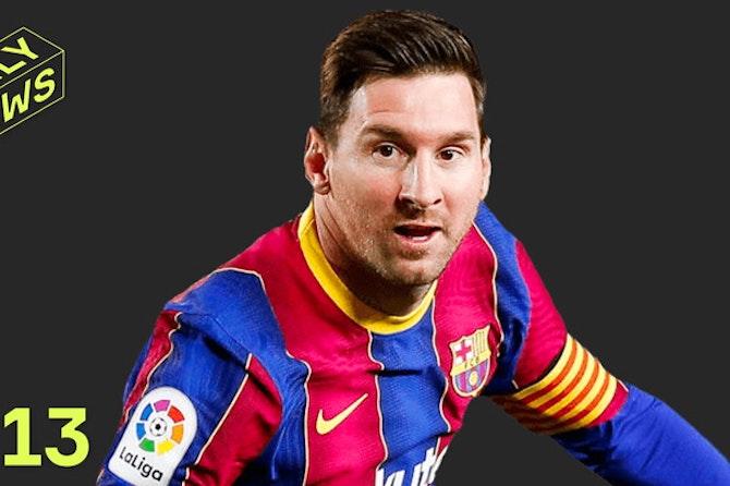Messi dominates AGAIN + Man United set Pogba DEADLINE!