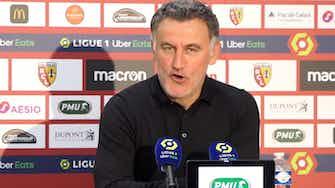 Image d'aperçu pour 36e j. - Galtier estime que le penalty et le carton rouge sont justifiés