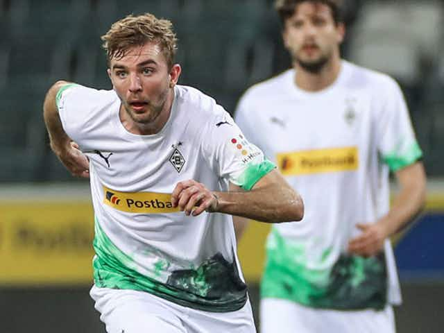 Borussia Mönchengladbach: Christoph Kramer verletzt vom Platz