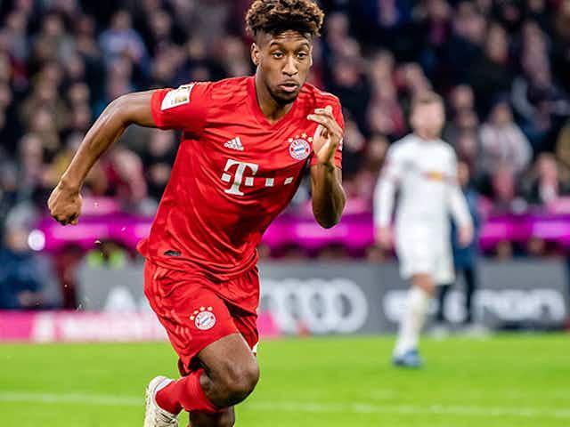 FC Bayern München: Kingsley Coman fehlt im Abschlusstraining
