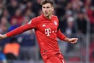 FC Bayern: Leon Goretzka erleidet Muskelfaserriss