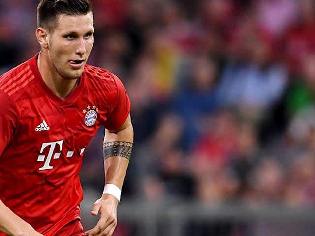 FC Bayern: Niklas Süle tastet sich auf dem Trainingsplatz heran