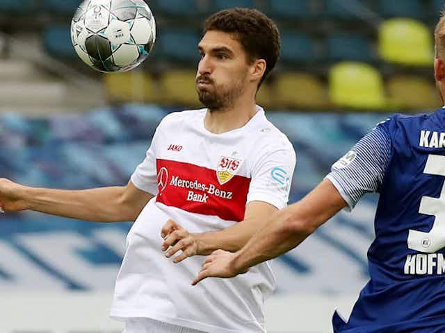 VfB Stuttgart: Marcin Kaminski muss in Quarantäne