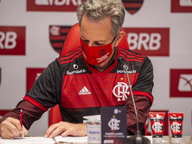 Flamengo pretende aderir a projeto de compra de vacinas contra Covid-19