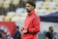 Maurício Souza chega a quase 80% de aproveitamento no comando da equipe profissional do Flamengo