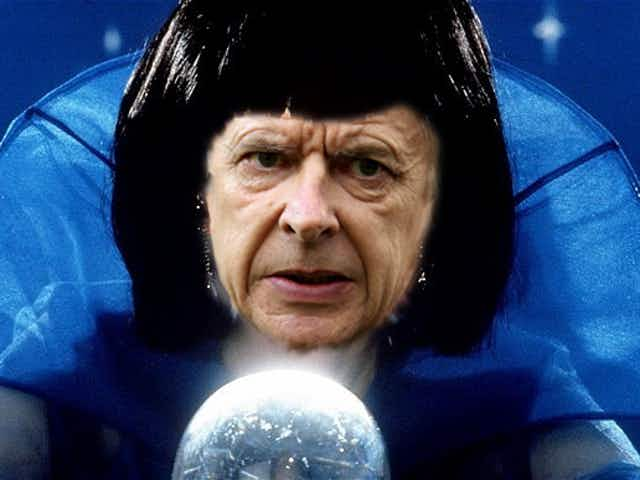 Arsene Wenger's final Arsenal prediction comes true