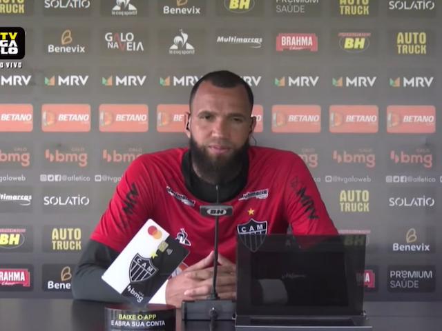 Everson fala sobre a expectativa para a Copa Libertadores e da disputa no gol atleticano