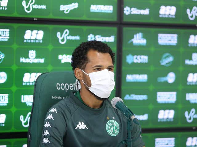 Bruno Silva alerta Guarani contra Palmeiras: 'Atento a todos os detalhes'