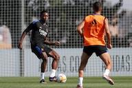 David Alaba realiza seu primeiro treino pelo Real Madrid
