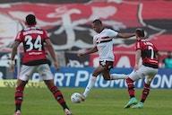 São Paulo volta à zona de rebaixamento e segue sem engrenar no Brasileirão