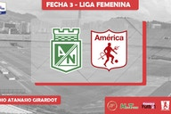 En Vivo: Atlético Nacional vs. América de Cali – Liga Femenina BetPlay Dimayor 2021