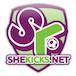 Logo: She Kicks Magazine