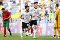 Alemania vuelve a golear a Portugal
