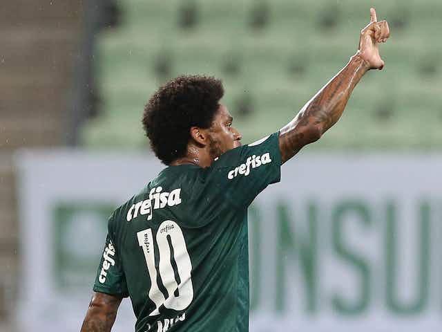 CBF libera Luiz Adriano para reforçar Palmeiras na Supercopa contra Flamengo