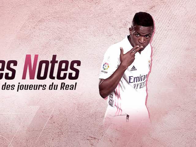 Notes : Getafe – Real Madrid