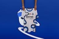 El Inter presenta su sorprendente nueva camiseta
