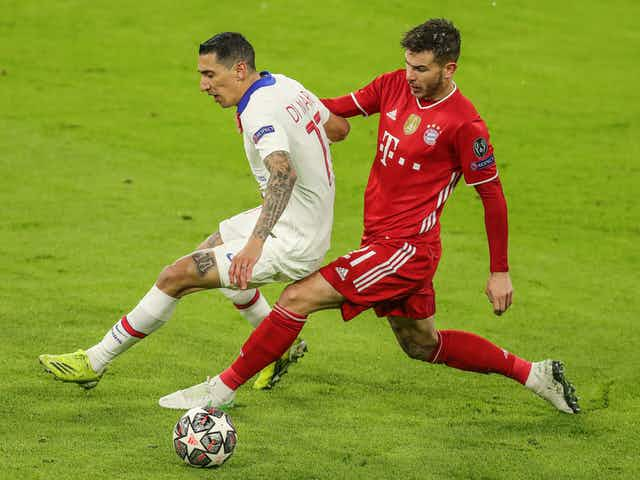 PSG/Bayern – Hernandez veut être «impitoyable», avec le PSG