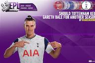 Should Tottenham keep Gareth Bale for another season?