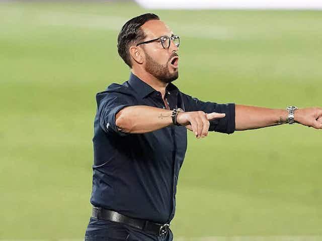 "Bordalás : ""Peu importe qui joue, le Real Madrid s'en sortira très bien"""