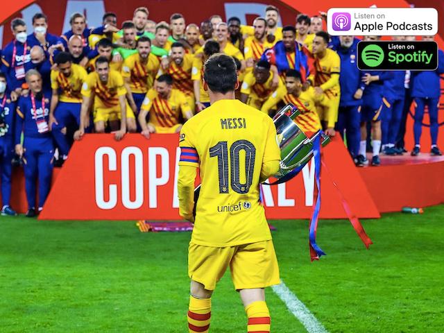 SUPERLEAGUE: Greed or Need for Barcelona? ft Copa Champions, Koeman's Future