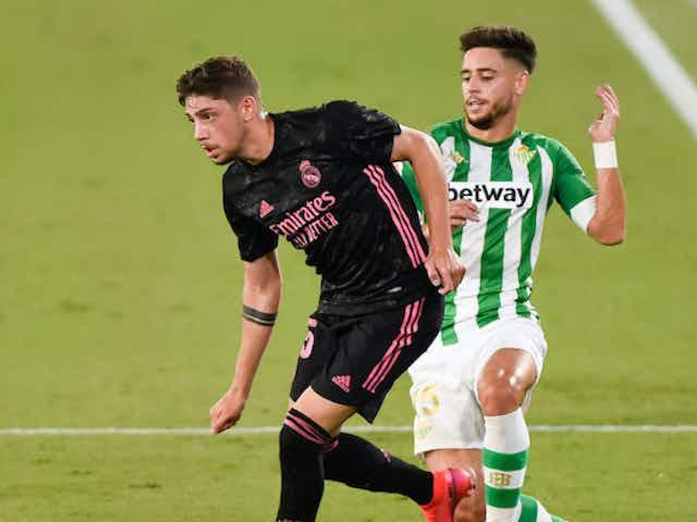 Fede Valverde testé positif au Covid-19