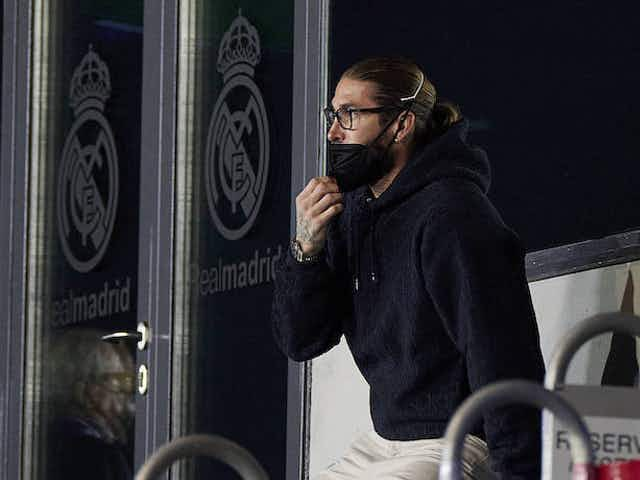 Nouveau cas de Covid-19 au Real Madrid : Sergio Ramos