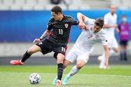 Domagoj Bradaric sur le banc pour la rencontre Angleterre – Croatie
