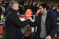 Talks held: Arsenal & Man Utd boost as £50m-rated star wants Premier League transfer