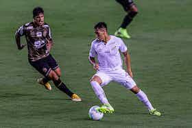 Article image: https://image-service.onefootball.com/crop/face?h=810&image=https%3A%2F%2Ficdn.caughtoffside.com%2Fwp-content%2Fuploads%2F2021%2F03%2Fkaio-jorge-santos-v-coritiba-brazil-championship-2021.jpg&q=25&w=1080