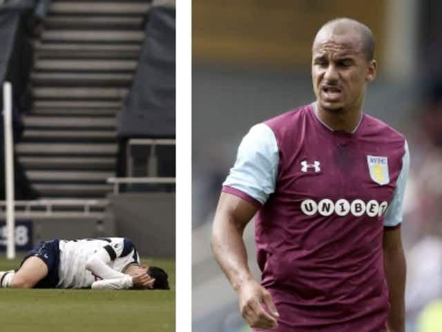 Former England striker slams 'soft' Spurs star following recent VAR incident