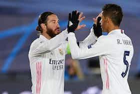 Article image: https://image-service.onefootball.com/crop/face?h=810&image=https%3A%2F%2Ficdn.caughtoffside.com%2Fwp-content%2Fuploads%2F2021%2F05%2FRamos-Varane-Madrid.jpg&q=25&w=1080