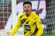 Man United improve bid for Jadon Sancho